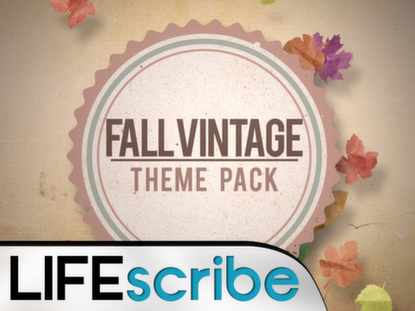 FALL VINTAGE THEME PACK