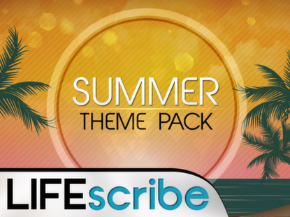 SUMMER THEME PACK