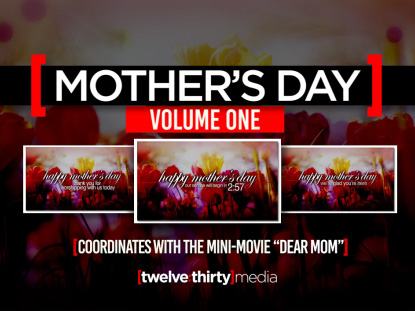 MOTHER'S DAY: VOLUME ONE
