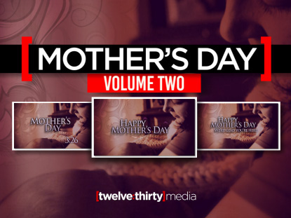 MOTHER'S DAY: VOLUME ONE: SERVICE PACK