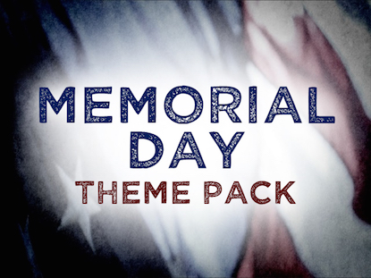 MEMORIAL DAY THEME PACK