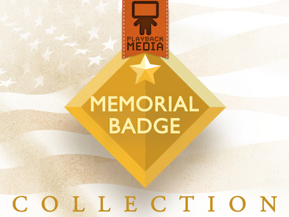 MEMORIAL BADGE COLLECTION - SPANISH