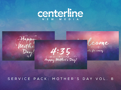 SERVICE PACK: MOTHER'S DAY VOL. 8