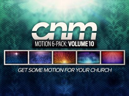 MOTION 6-PACK VOLUME 10