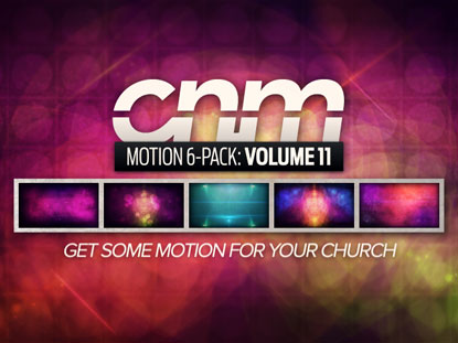 MOTION 6-PACK VOLUME 11