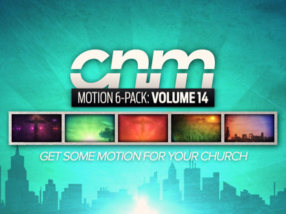 MOTION 6-PACK VOLUME 14