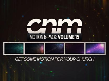 MOTION 6-PACK VOLUME 15