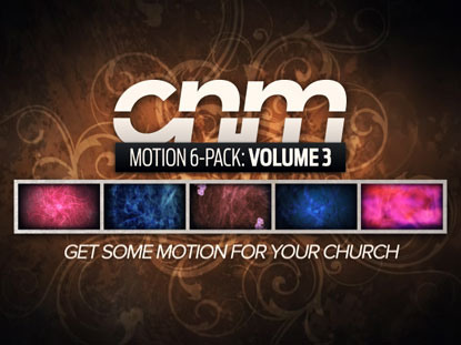 MOTION 6-PACK VOLUME 3