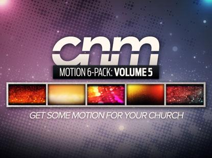 MOTION 6-PACK VOLUME 5