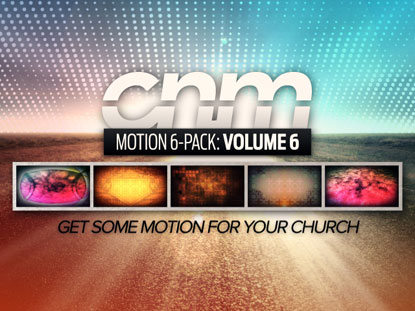 MOTION 6-PACK VOLUME 6