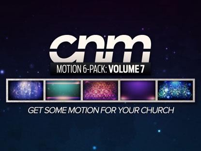 MOTION 6-PACK VOLUME 7
