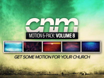 MOTION 6-PACK VOLUME 8