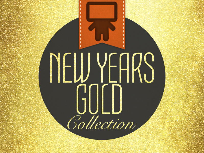 NEW YEAR'S GOLD COLLECTION