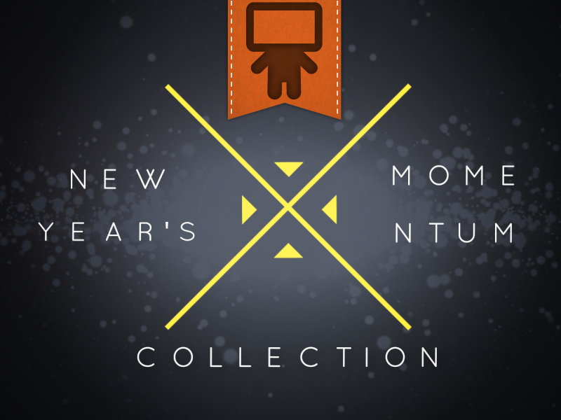 NEW YEAR'S MOMENTUM COLLECTION