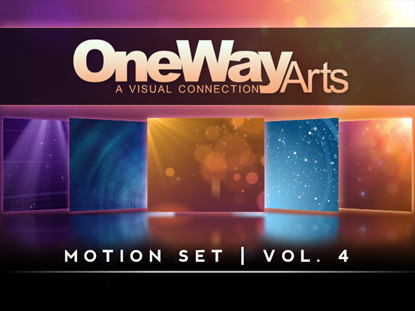 MOTION SET VOLUME: 4