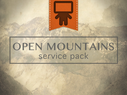 OPEN MOUNTAIN SERVCE PACK