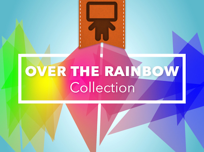 OVER THE RAINBOW COLLECTION