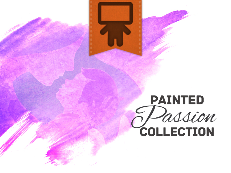 PAINTED PASSION COLLECTION - SPANISH
