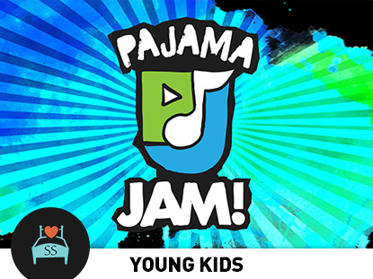 SWEET SLEEP PAJAMA JAM - YOUNG CHILDREN