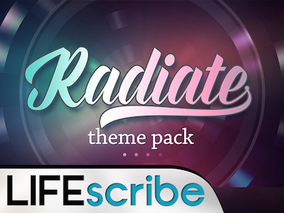 RADIATE THEME PACK