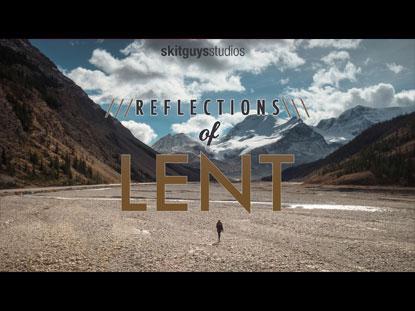 REFLECTIONS OF LENT: SERIES BUNDLE
