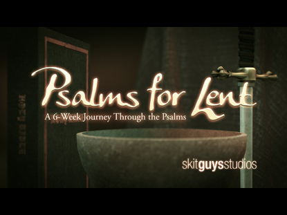 PSALMS FOR LENT