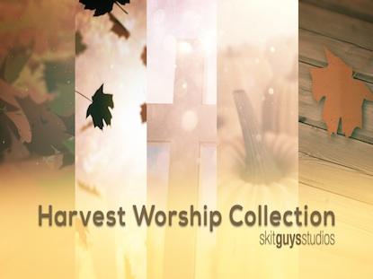 HARVEST WORSHIP COLLECTION