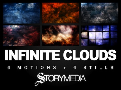 INFINITE COUDS MOTION PACK