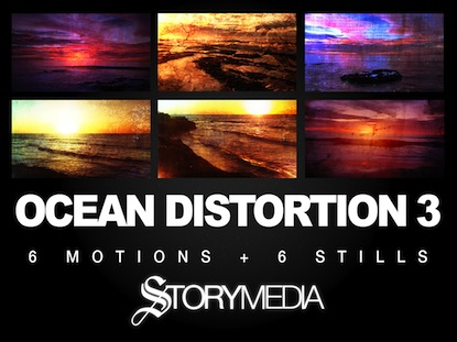 OCEAN DISTORTION 3 MOTION PACK