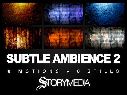 SUBTLE AMBIENCE 2 MOTION PACK