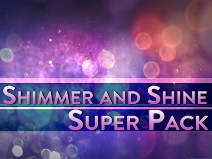 SHIMMER AND SHINE SUPER PACK