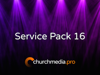 SERVICE PACK 16