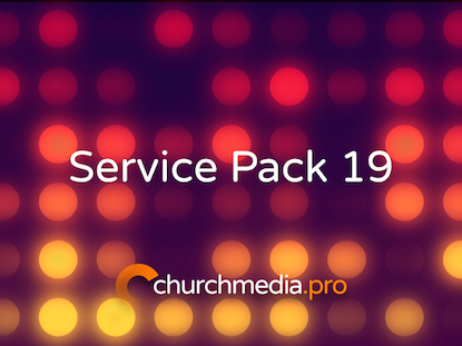 SERVICE PACK 19