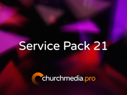 SERVICE PACK 21