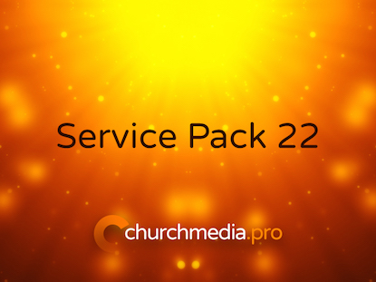 SERVICE PACK 22