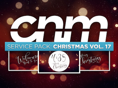 SERVICE PACK: CHRISTMAS VOL. 17
