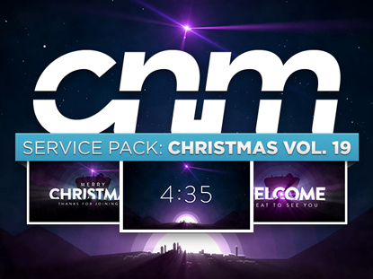 SERVICE PACK: CHRISTMAS VOL. 19