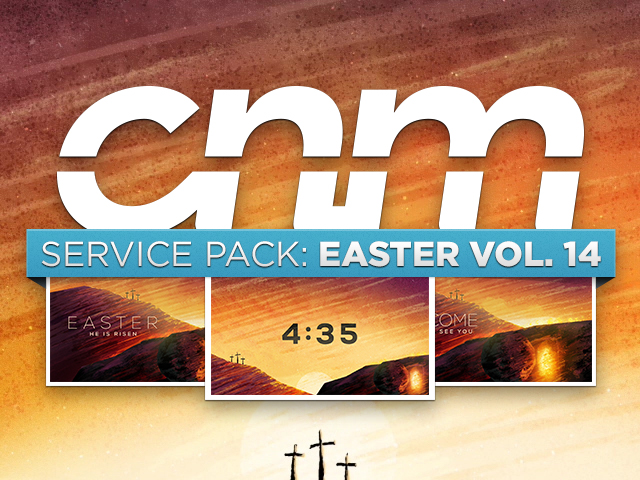 SERVICE PACK: EASTER VOL. 14