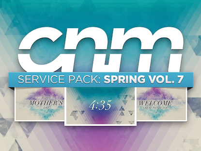 SERVICE PACK: SPRING VOL. 07