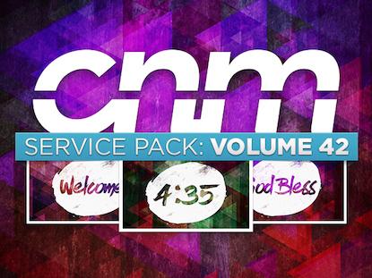 SERVICE PACK: VOLUME 42