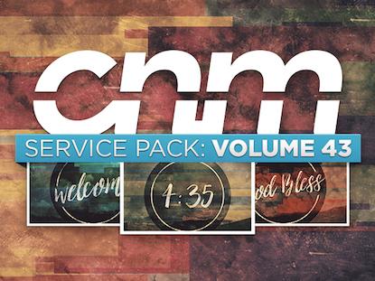 SERVICE PACK: VOLUME 43