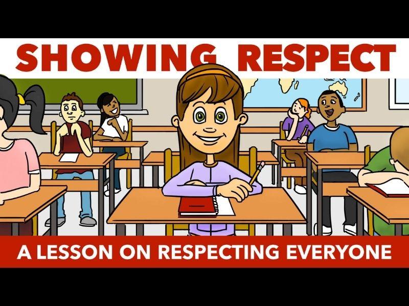 SHOWING RESPECT CURRICULUM