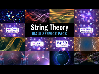STRING THEORY SERVICE PACK