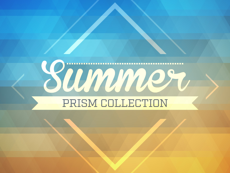 SUMMER PRISM COLLECTION