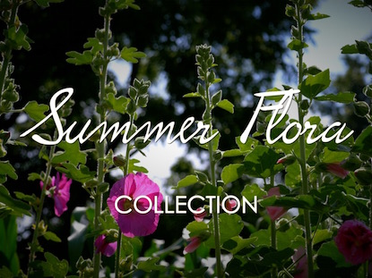 SUMMER FLORA COLLECTION