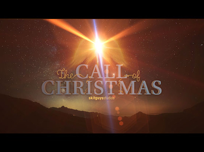THE CALL OF CHRISTMAS