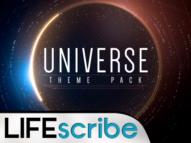 UNIVERSE THEME PACK