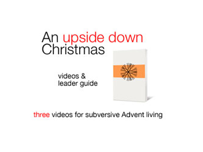 AN UPSIDE DOWN CHRISTMAS ADVENT COLLECTION