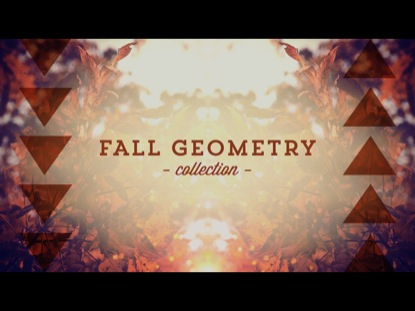 FALL GEOMETRY COLLECTION