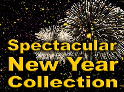 SPECTACULAR NEW YEAR COLLECTION